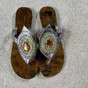 Gorgeous Chinese Laundry sandals